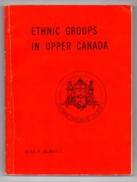 Ethnic Groups in Upper Canada