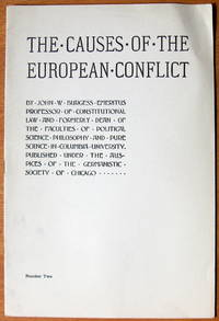 The Causes of the European Conflict