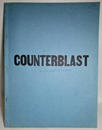 COUNTERBLAST by  Marshall McLuhan - Paperback - Signed First Edition - from Hugh Anson-Cartwright Fine Books, ABAC/ILAB (SKU: 3653)