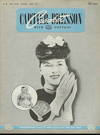 Cartier-Bresson Crochet With Cottons, Book No. 12