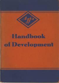 AGFA: HANDBOOK OF DEVELOPMENT
