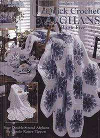 Quick Crochet Afghans Leaflet 2391