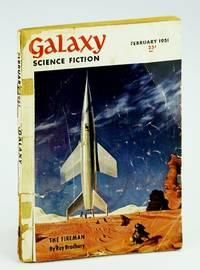 Galaxy Science Fiction Magazine, February (Feb.) 1951, Vol. 1, No. 5