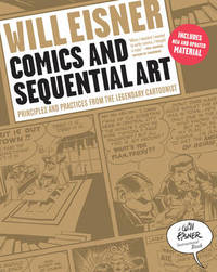 image of Comics and Sequential Art: Principles and Practices from the Legendary Cartoonist