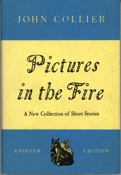 London: Rupert Hart-Davis, 1958. Octavo, boards. First edition. Collects twenty-three short stories....