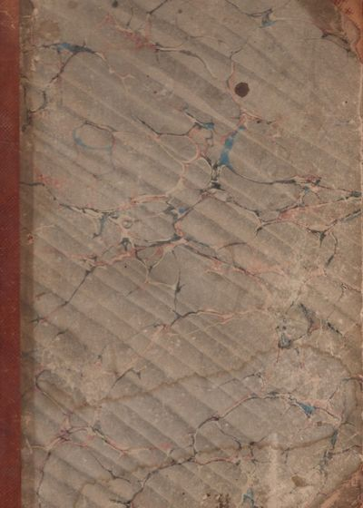 Erie, PA: n/a, 1870. Ledger. Good. Approx. 13