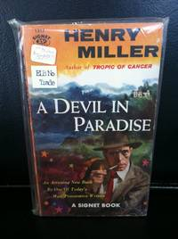 image of A devil in paradise;: The story of Conrad Moricand, born Paris, 7 or 7:15 p.m., January 17, 1887, died, Paris, 10:30 p.m., August 31, 1954 (Signet books)