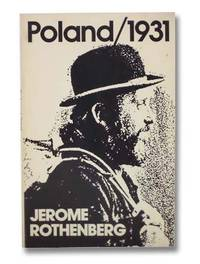 Poland/1931 by  Jerome Rothenberg - Paperback - 1974 - from Yesterday's Muse, ABAA, ILAB, IOBA (SKU: 2297461)