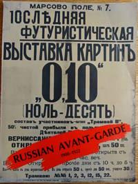 Russian Avant-Garde 1908-1922