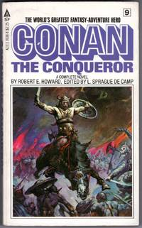 image of Conan the Conqueror (Conan #9)