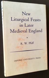 New Liturgical Feasts in Later Medieval England
