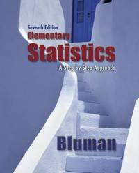 Elementary Statistics  Student Edition Not Available Individually