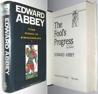 The Fool's Progress (an honest novel)