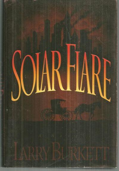 SOLAR FLARE, Burkett, Larry