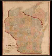 Chapman's Sectional Map of Wisconsin