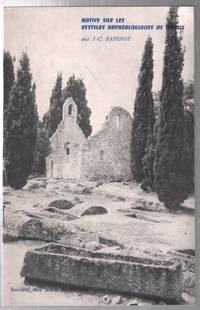 Les vestiges archéologiques de Civaux by Papinot - 1978 - from philippe arnaiz and Biblio.com