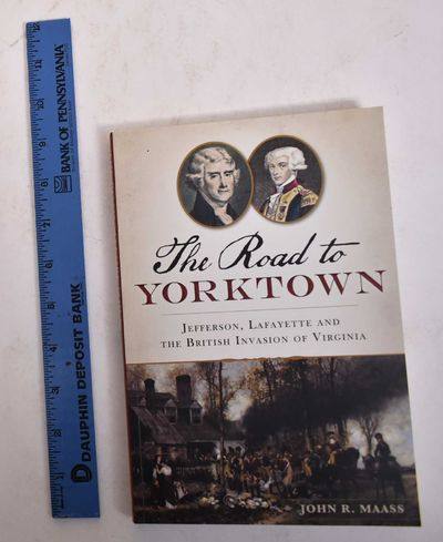 Charleston, SC: The History Press, 2015. Paperback. VG+. Color-illustrated wraps; reddish spine with...