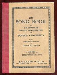 The Song Book of the College of Business Administration of Boston University