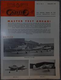 The Royal Observer Corps Gazette February 1949 Vol 2 No 9