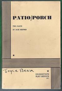 Patio / Porch. Two Plays