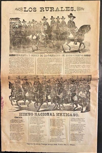 POSADA BROADSIDE ON MEXICAN INDEPENDENCE
