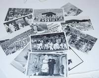image of [Fourteen postacrd-style printed photos of Bread and Puppet Theater]