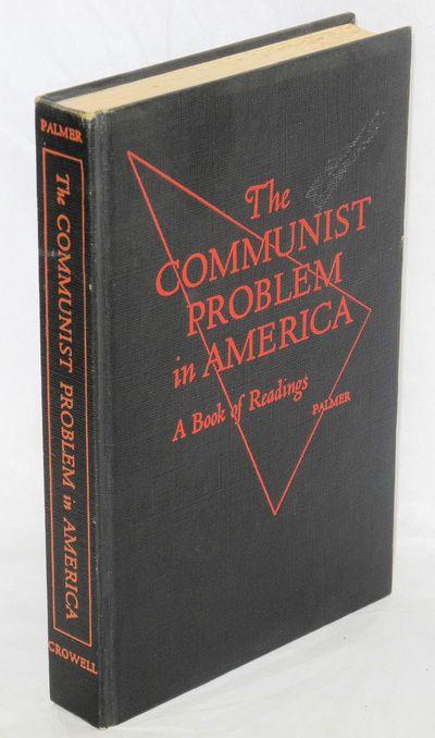 New York: Thomas Y. Crowell Company, 1951. Hardcover. xvi, 496p., very good condition, lacks jacket....