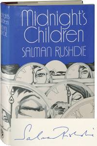 image of Midnight's Children (First UK Edition, signed)
