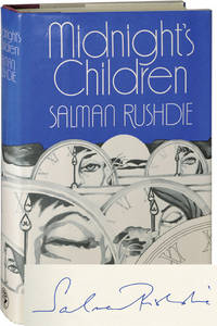 Midnight's Children (First UK Edition, signed)
