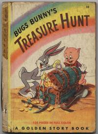 Bugs Bunny's Treasure Hunt: Little Golden Book