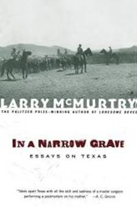 image of In a Narrow Grave : Essays on Texas