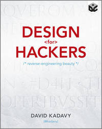 image of Design for Hackers: Reverse Engineering Beauty