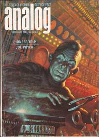 Analog Science Fiction / Science Fact, February 1967 (Volume 78, Number 6)