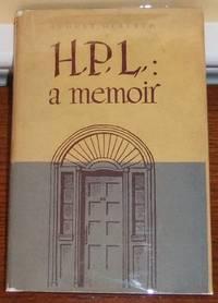 image of H. P. L.: A Memoir