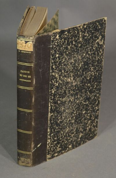 Lyon: A. Rey, 1911. First edition, 8vo, pp. , 224, ; 16 folding tables at the back, numerous tables ...