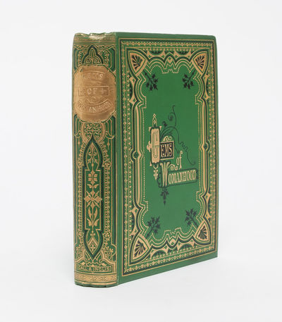 London: Gall & Ingliss, 1870. Early edition. Fine. Original publisher's cloth binding ornately stamp...