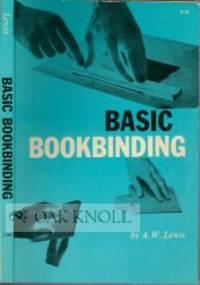 BASIC BOOKBINDING