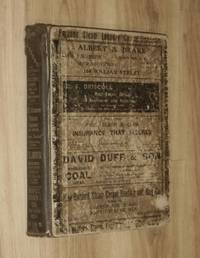 1909 New Bedford and Fairhaven Directory.