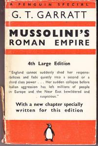 Mussolini`s Roman Empire