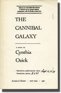 image of The Cannibal Galaxy (Uncorrected Proof)