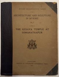 THE KESAVA TEMPLE AT SOMANATHAPUR