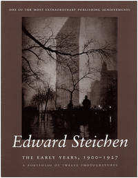 Edward Steichen: The Early Years, 1900-1927 [Promotional Brochure]