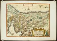 Ancient Maps of the Holy Land.  Israel.  Cartes Anciennes de la Terre Sainte.  Atlas Vetus Terrae Sanctae