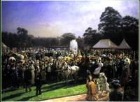 image of The Garden at Buckingham Palace, An Illustrated History