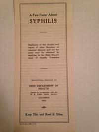 A Few Facts About Syphilis.