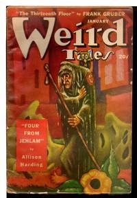 WEIRD TALES: Vol. 41, No. 2, January, 1949.