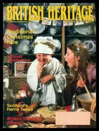 image of BRITISH HERITAGE - Volume 13, number 1 - December January 1991 - 1992