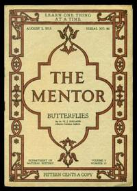 image of THE MENTOR - BUTTERFLIES - August 2 1915 - Serial Number 88 - Volume 3, number 12