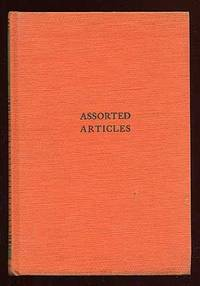 New York: Alfred A. Knopf, 1930. Hardcover. Fine. First edition. Spine and edges of boards lightly s...