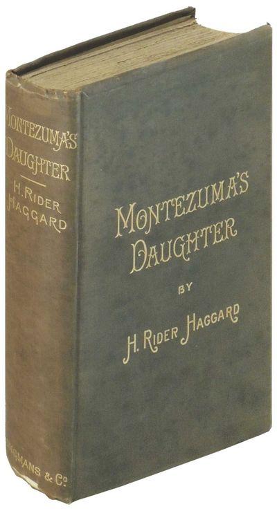 London: Longmans, Green, and Co, 1893. Hardcover. Very Good. Maurice Greiffenhagen. Maurice Greiffen...